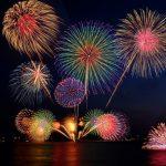 8月4日は花火大会です。の詳細へ