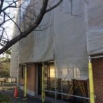 外壁工事が終わりました。の詳細へ